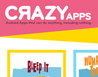 Crazy Apps by LG