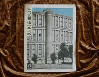Paris Brut — 01 ZINE