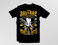 Team Aguirre Tee Graphic