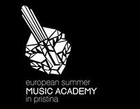 European Summer Music Academy in Pristina