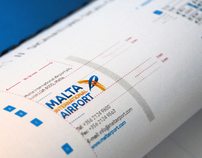Malta International Airport Brand Refresh 2010