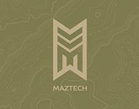 Maztech logo