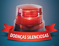Silent Diseases Internal Marketing