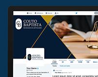 Personalização de Redes Sociais | Couto Baptista