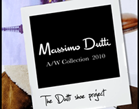 Videocatalog of Massimo Dutti's Shoes A/W 2010