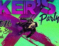 JOKER'S Party (05/08/2016)
