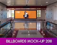 Billboards Mock-Up 2018 #4