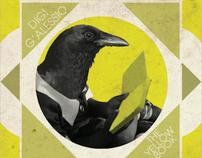 DIGI G'ALESSIO - THE YELLOW BOOK [Cover Artwork]