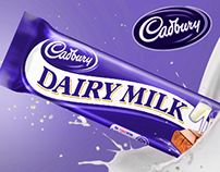 NEW Special design : Cadbury Dairy Milk