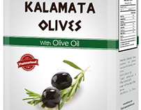 Dr.Olivee Olives Packaging