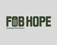 FOB Hope – Logo Redesign