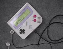 Nintendo MP3 Concept