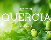Quercia Typeface