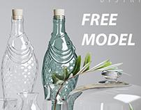 [CGI - FREE MODEL] Sadec.District - GlassWare