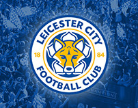 Leicester City FC // Logo Redesign