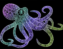 Mechanical octopus