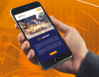 METAL COMPANY | Responsive Website