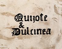 Quijote & Dulcinea /Pablo Laguia