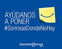 Operación Sonrisa | #SonrisasDondeNoHay