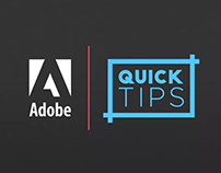 Adobe Quick Tips