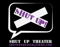 Shut Up Theater Logo