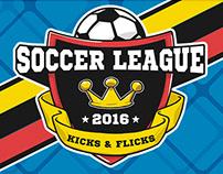 Soccer League Kicks & Flicks (iOS & Android)
