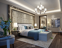 SUITE GUEST BEDROOM - INTERIOR DESIGN -