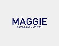 MAGGIE / Branding