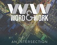 Word & Work branding 2018