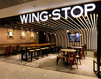 WINGSTOP @ CITY SQUARE MALL SINGAPORE