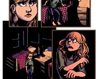Comics Process