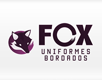Identidade FOX UNIFORMES BORDADOS