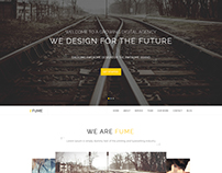 FUME Corporate Template