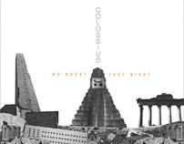COLOSSIUS - NO DOUBT FARE NIGHT [Cover Artwork]
