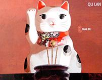 Le Chat Bonheur (The Lucky Cat)