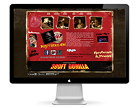 300ft Gorilla Website Design