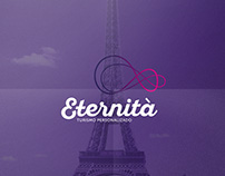 Eternità - Branding project and digital marketing