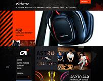 Astro Gaming Conceptual Design