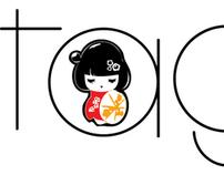 Comercial Tagui - Online Shop Identity