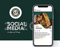 Kahve Durağı / Social Media 2020