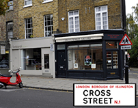 Cross Street - community website