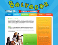 Vet El Salvador - Website