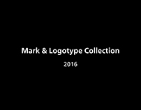 2016 Mark & Logotype Collection | Idealform