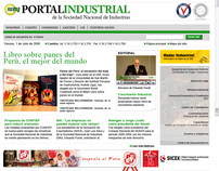 Sociedad Nacional de Industrias SNI - Website