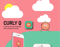 Curly Q Natural Hair App