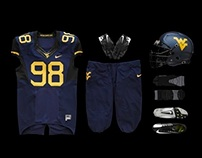 Nike Football - West Virginia Uniform