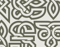 Typography - Celtic Revival