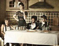 """Fashion shoot for """"Laima Stilius"""" magazine"""