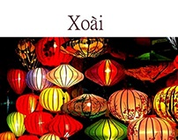 Xoài: Giftwrap and Notecard Patterns