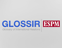 Glossir - Glossary of International Relations